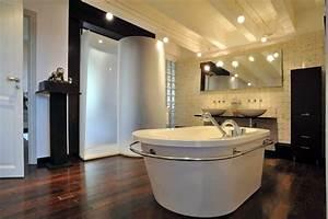 Salle De Bain Contemporaine : splendid mansion for sale near calvi ~ Dailycaller-alerts.com Idées de Décoration