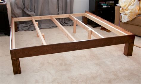 diy platform  support  latex bed