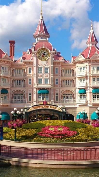 Paris France Disneyland Hotel Hotels Europe Travel