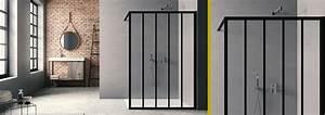 Salle De Bain Loft : loft parois de douche fixes jacuzzi ~ Dailycaller-alerts.com Idées de Décoration
