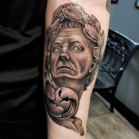 caesar julius infamous ink tattoos waco redd privette casey tx