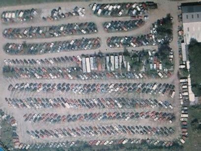 Modtagelse af biler til ophug i Århus