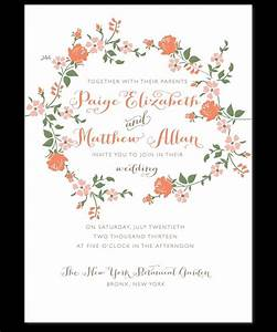 sample wedding invitations wedding design ideas With sample of wedding invitation 2017