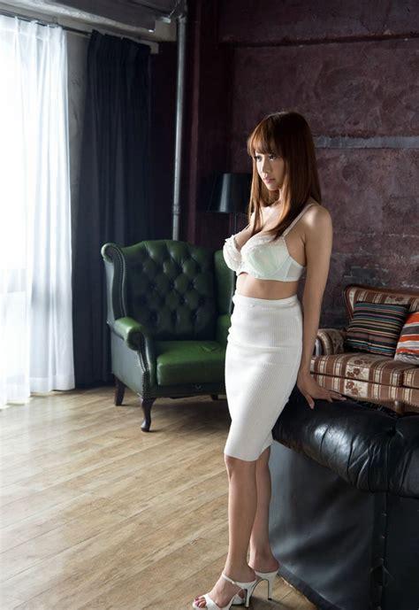 Shion Utsunomiya Red Dress Mega Porn Pics