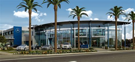 Arizona's Original Mercedesbenz Dealership Relocates From