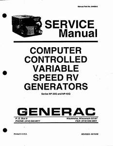 Generac Power Systems Np