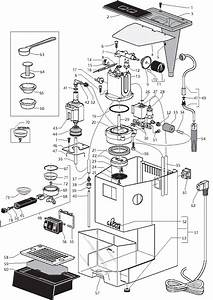Gaggia Syncrony Compact Digital Service Manual Download