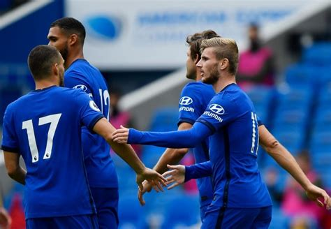 Werner Reveals Lampard's Plans To Topple Liverpool | Walk On