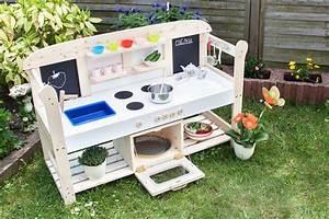 Bauen Für Kinder : eine spielk che f r kinder selber bauen die mannufaktur ~ Michelbontemps.com Haus und Dekorationen