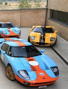 Ford GT Gulf Livery