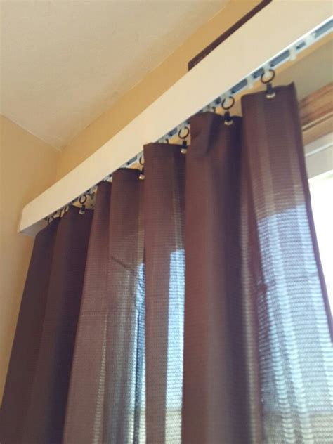 vertical blind replaced  curtain sliding door