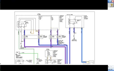 2003 Chevy Up Wiring Diagram by 2003 Chevy Ss Low High Beams Do Not Turn On When