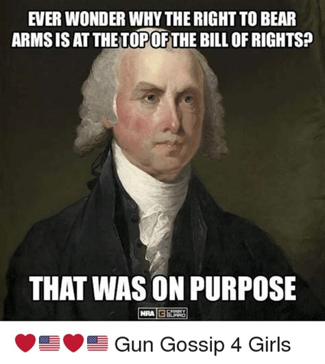 Right To Arms Meme Why The Right To Arms Is At Thetopofthe