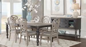 5 dining room sets home coastal charcoal 5 pc rectangle dining room dining room sets colors
