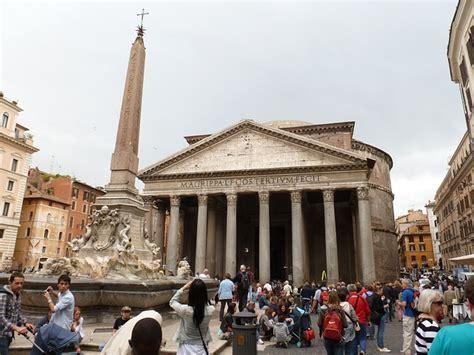 Ingresso Pantheon by Il Pantheon Di Roma Architettura Curiosit 224 E Orari D