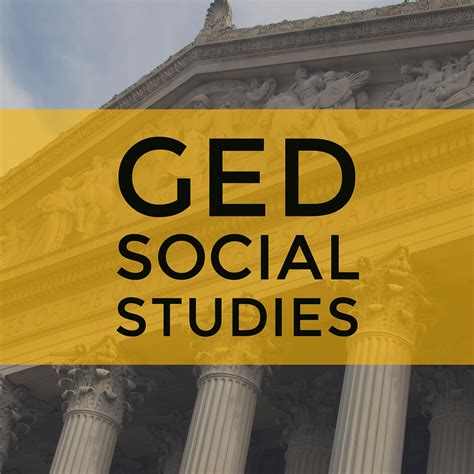 Social Studies Worksheets For Ged Students  Social Studies Study Skills And Notes On