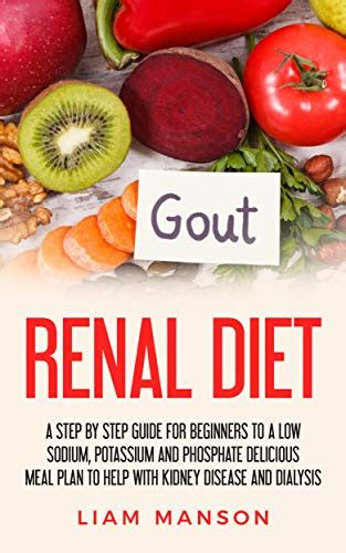 A registered dietitian can help you put together a diet based on your health goals, tastes and lifestyle. Renal Diet: A Low Sodium, Potassium And Phosphorus ...