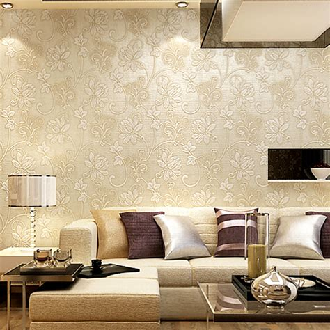 wallpaper livingroom wallpaper for living room modern peenmedia com