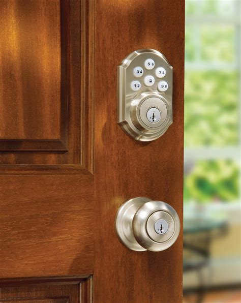 best home locks kwikset smartcode 910 review home security systems 37363