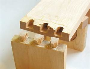 Dovetail joint vs box joint