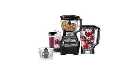 ninja bl mega kitchen system  ea reviews