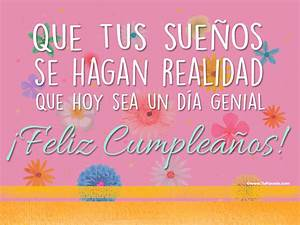Imagen con frase Feliz cumpleaños Imágenes con frases, tarjetas