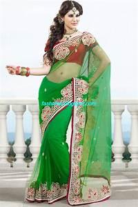 Fashion & Fok: Indian Sarees for Wedding-Bridal Wear ...