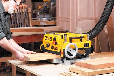 dewalt dw thickness planer review
