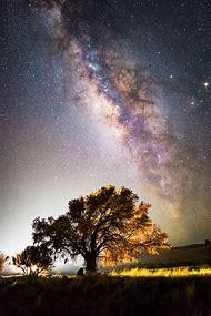 Milky Way Galaxy From Hawaii
