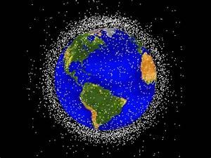 Space Debris and Human Spacecraft | NASA