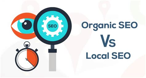 Organic Seo by Organic Seo Vs Local Seo Which Works Best For Small