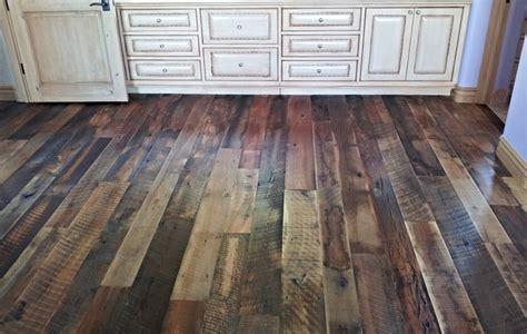 Reclaimed Wood Flooring Gallery