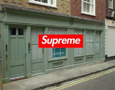 supreme store locations supreme store location