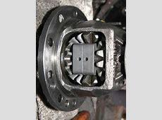 Limited slip differential LSD Phantom Locker