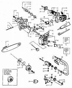 358 355061 Craftsman Gasoline Chain Saw Manual