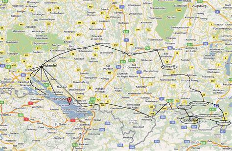Bodensee Karte Deutschland