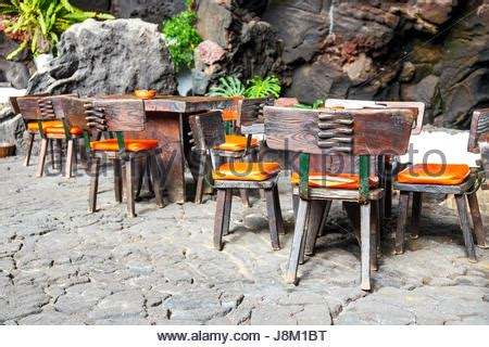 lanzarote jameos aqua restaurant in volcanic cave
