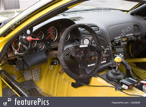 Picture Of Racecar Cockpit