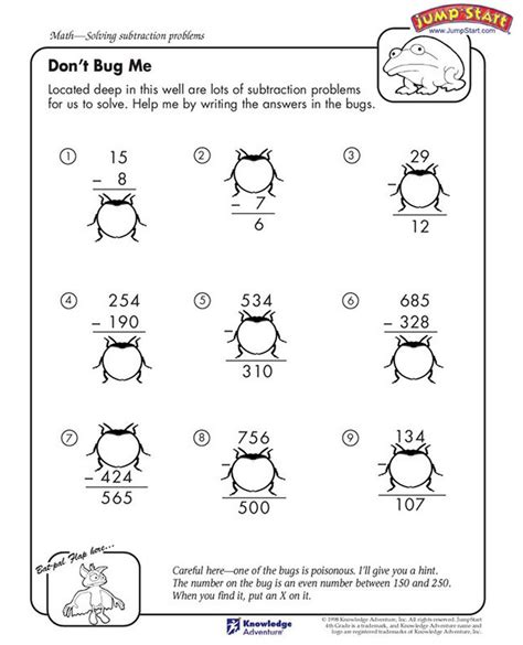 Math Worksheets » Math Worksheets Fourth Grade  Printable Worksheets Guide For Children And Parents