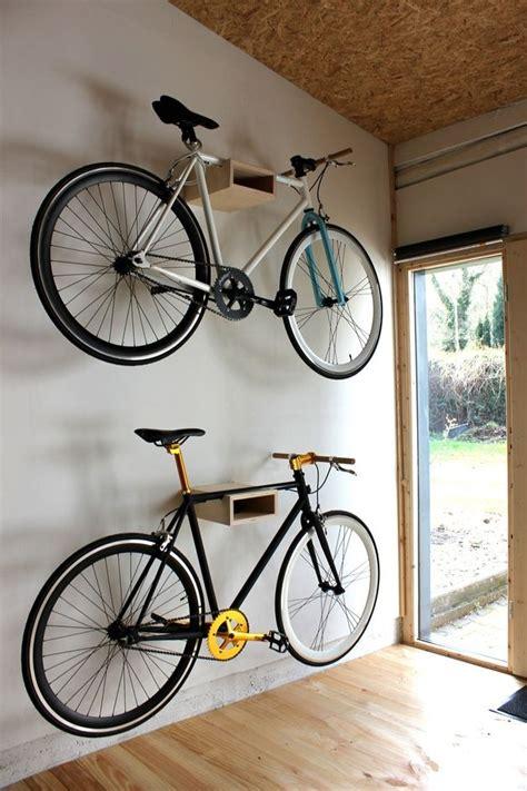 Fahrrad Wandhalter Garage by Die Besten 25 Fahrradhalter Ideen Auf Bike