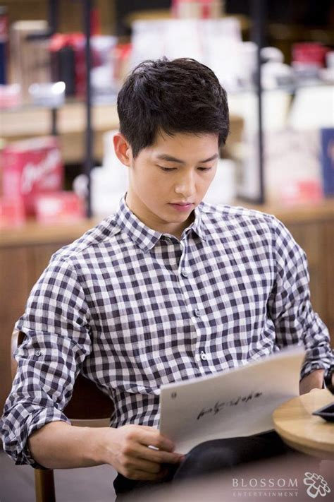 What Is Song Joong Ki Like Behind The Scenes Of