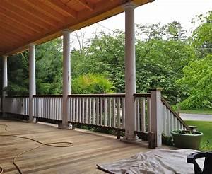 Design Front Porch Railing - Karenefoley Porch and Chimney