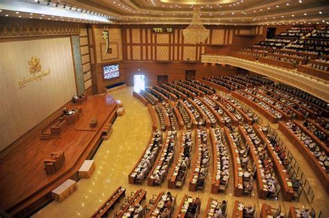 myanmar charter change talks  involve  parties