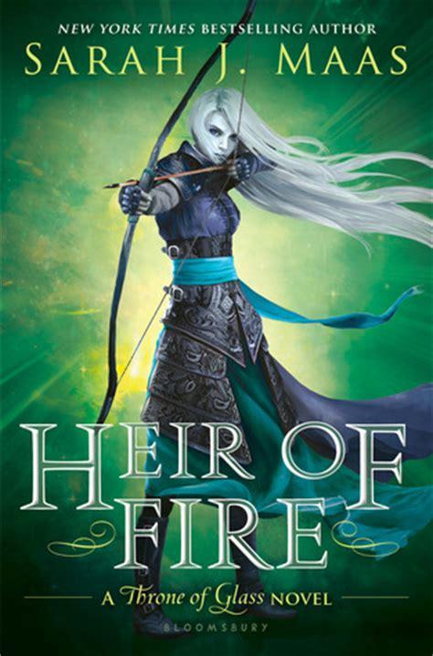 heir  fire throne  glass