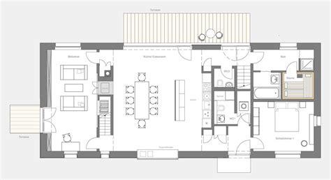 Moderne Häuser Architektur Grundriss by Architektur Grundrisse 171 Landhaus Brodowin Grundrisse