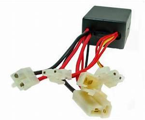 Control Module For Razor E100  E125  Versions 5