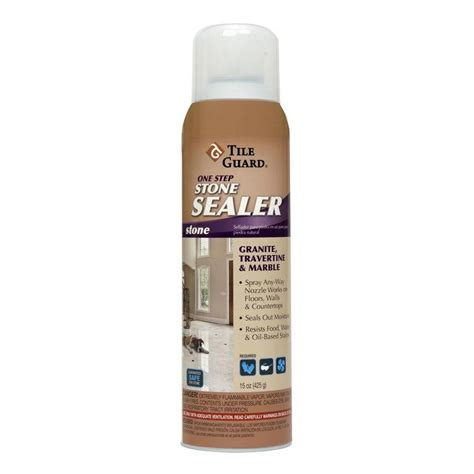 shop tile guard marble granite floor and counter sealer at