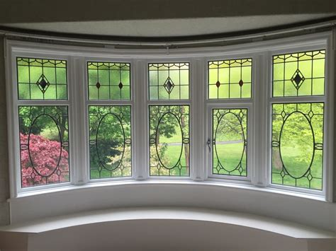 encapsulated stained glass triple double glazing stained glass specialists  stained leaded