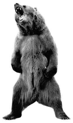 Lent, Easter and Renewal | MyOxisaMoron | Angry bear, Bear drawing, Bear tattoos