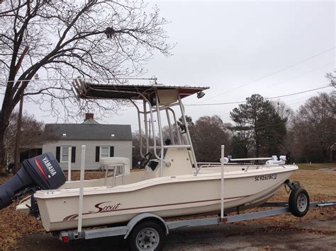 Scout Boats Factory Location by 1998 Scout Center Console The Hull Boating And